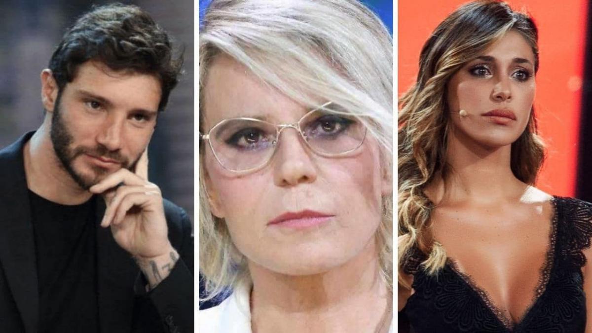 Maria De Filippi e il futuro di Belen Rodriguez e Stefano De Martino: «Può darsi che tornino insieme...»
