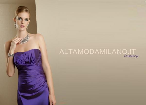 e7a8807c4240 Abiti cerimonia 2014 PREVIEW la nuova collezione ALTAMODAMILANO.IT