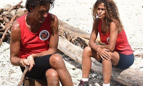 """Isola, i naufraghi """"isolano"""" Samantha e Giulio: """"Non vogliono il nostro cibo"""""""