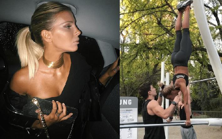 Isola, Giulia Calcaterra in forma dopo l'eliminazione: è addio con il fidanzato per il modello?