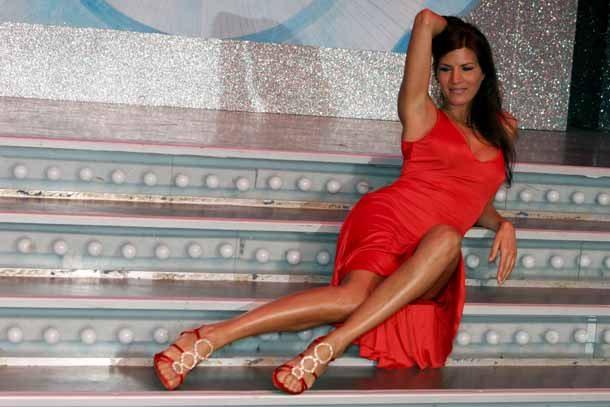 Pamela Prati eternamente se. xy, fisico al top a 58 anni