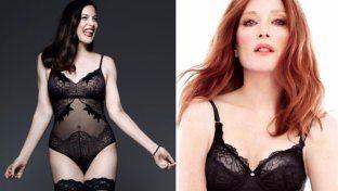 Julianne Moore e Liv Tyler in lingerie