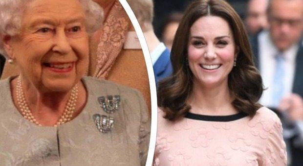 Kate Middleton, la regina Elisabetta furiosa con la duchessa di Cambridge: ecco perché