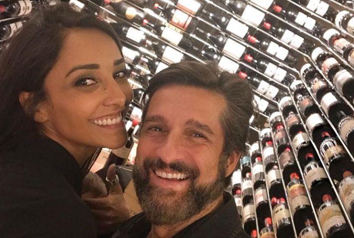 Juliana Moreira ed Edoardo Stoppa, il giorno del sì