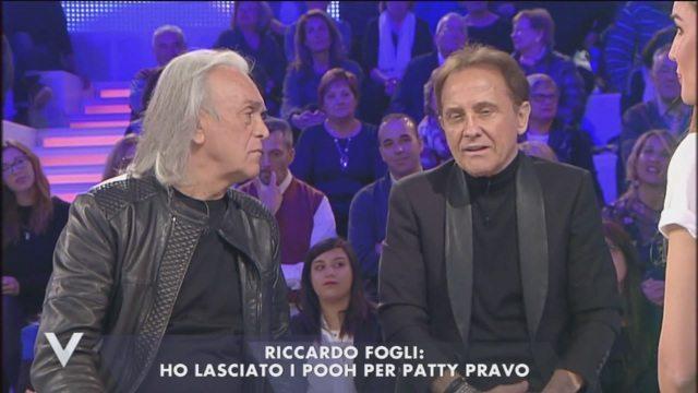 "Riccardo Fogli : ""Ho lasciato i Pooh per Patty Pravo"""