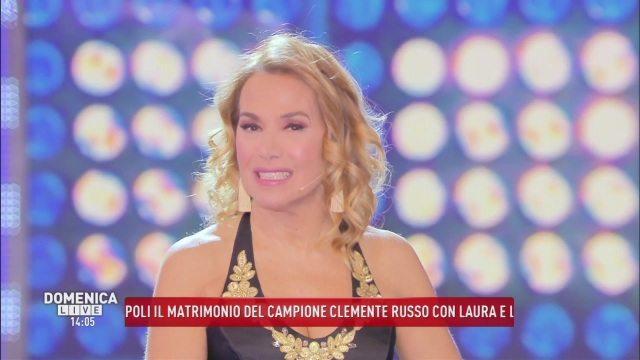"""Barbara d'Urso: """"Voglio dedicare questa puntata a Nadia Toffa"""""""