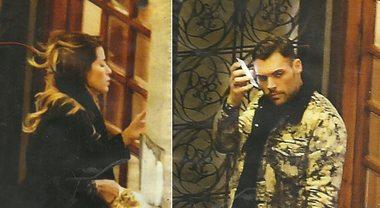 """Aida Yespica e Geppy Lama di nuovo insieme dopo il GfVip: """"Siamo maturi, non cancelliamo il bello"""""""