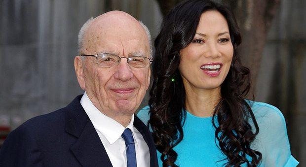 """""""L'ex moglie di Rupert Murdoch è un agente della Cina"""": Usa, gli 007 avvertirono Kushner"""