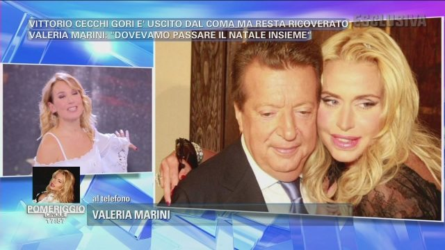 Vittorio Cecchi Gori è uscito dal coma ma resta ricoverato