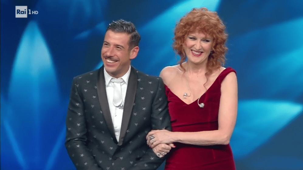 """Francesco Gabbani confessa: """"Con Fiorella Mannoia i 5 minuti più imbarazzanti della mia vita"""""""