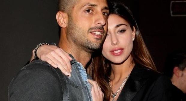 Belen Rodriguez e Fabrizio Corona fotografati di nuovo insieme: ecco l'incontro segreto tra i due