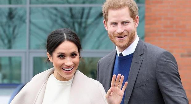 Royal Baby, gli zii Harry e Meghan grandi assenti: ecco dove erano durante la nascita del terzogenito