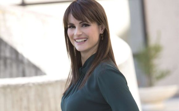 Lorena Bianchetti incinta: «Gravidanza inaspettata a 44 anni»
