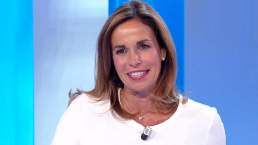 Per la prima volta Cristina Parodi dice la sua sulla Domenica In di Mara Venier