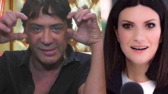 Grande Fratello Vip, Ivan Cattaneo e l'imbarazzante gaffe su Laura Pausini: «Si rivolta nella tomba»
