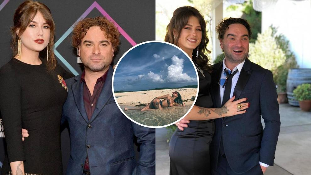 Johnny Galecki, la star di The Big Bang Theory e la nuova fidanzata: ecco chi è Alana Meyer