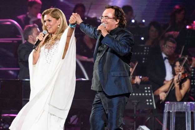 «Mi dispiace, senza Romina non è felicita», Al Bano criticato per il video del concerto a Mosca