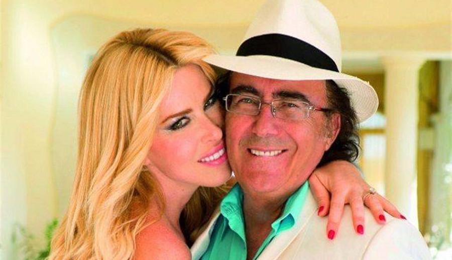 Al Bano e Loredana Lecciso, insieme e sereni dopo l'addio