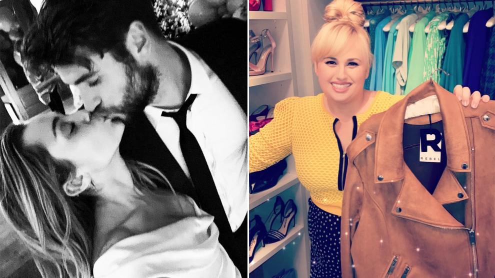 Miley Cyrus, proposta a luci rosse a Rebel Wilson: «Facciamo un trio con Liam Hemsworth»