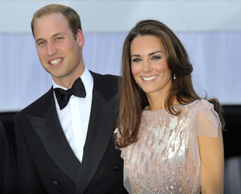 Kate Middleton, William e il flirt segreto con una ragazza texana: «Sono molto legati»