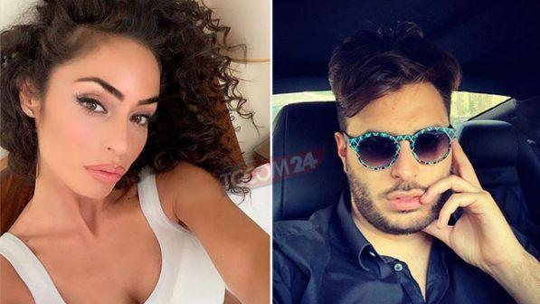 Raffaella Fico fa coppia con l'ex di Paola Caruso