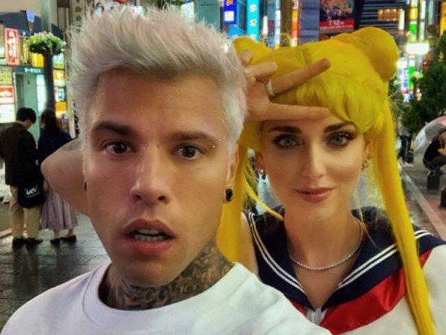 Notte bollente a Tokyo per i Ferragnez