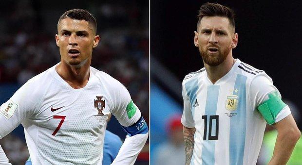 Messi e Ronaldo, sfida eterna: la scienza svela chi è il migliore