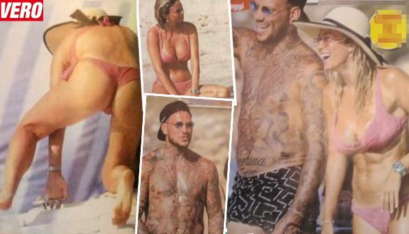 Diletta Leotta e l'estate bollente con il pugile Daniele Scardina: pose hot in Sardegna