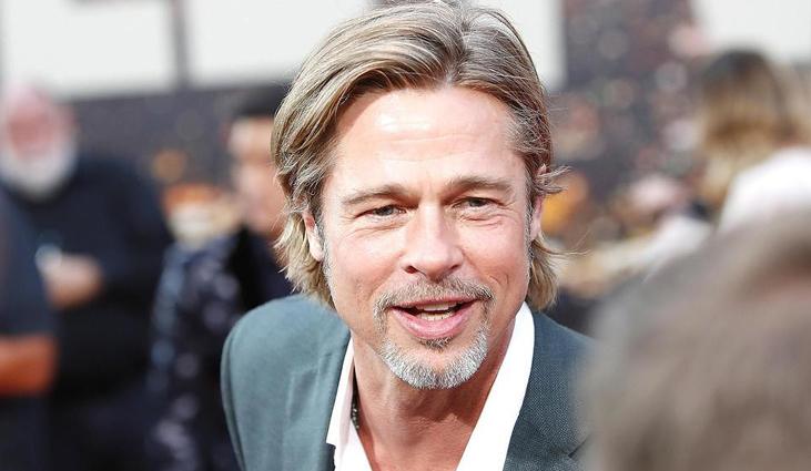 Brad Pitt, la confessione: «Vorrei una vita interessante come i miei film»