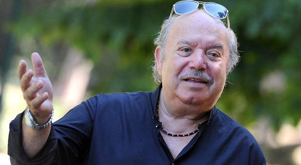 Lino Banfi risponde a Beppe Grillo: «Niente voto agli anziani? Fondo il partito dei nonni»