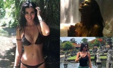 Laura Torrisi in bikini è una bomba sexy