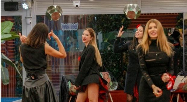Grande Fratello Vip 2020, anticipazioni quinta puntata: questa sera nella casa incontro tra Valeria Marini e Rita Rusic