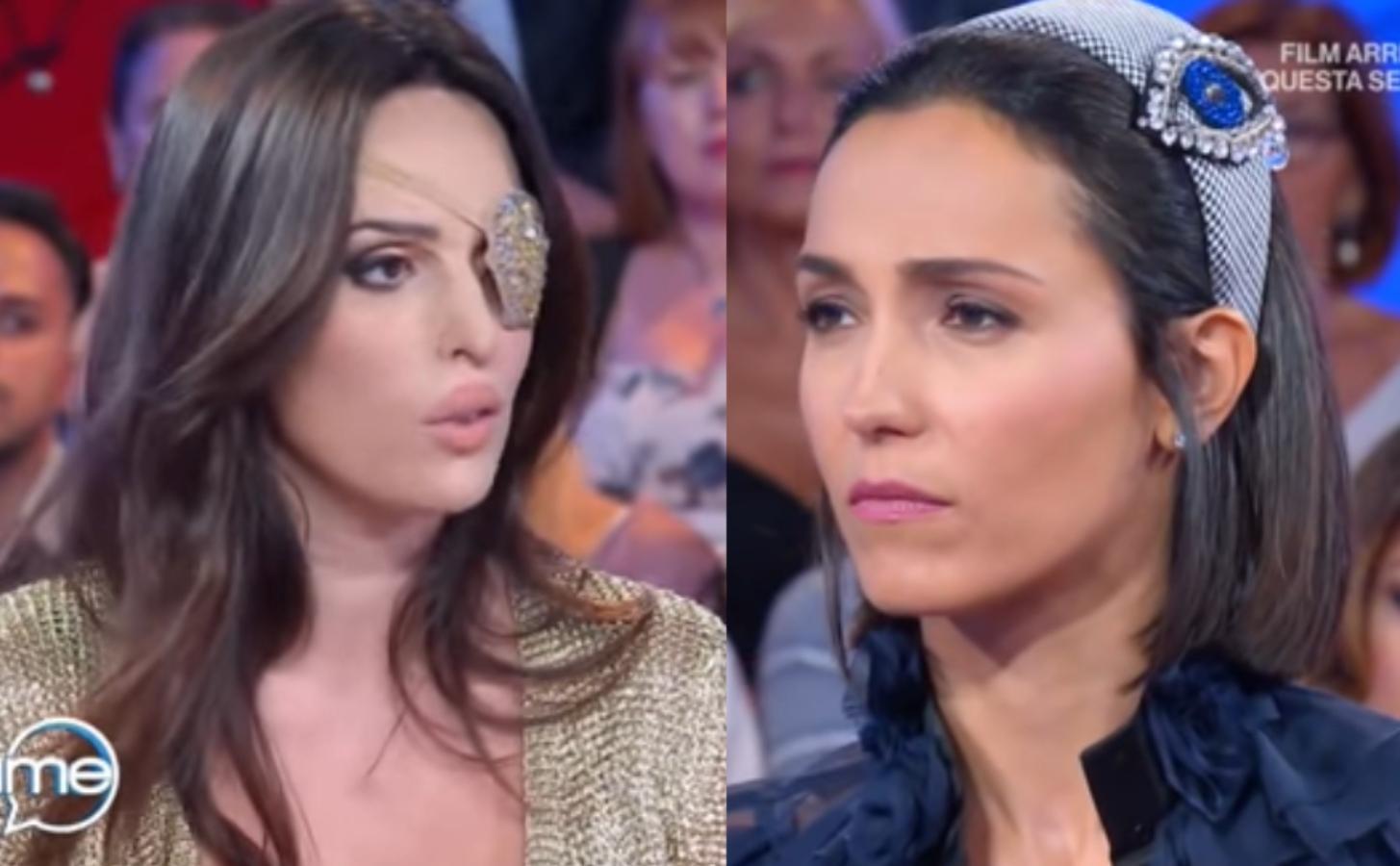 Gessica Notaro ospite a Vieni da me, una frase fa infuriare Caterina Balivo: «Non è possibile...». Pubblico allibito