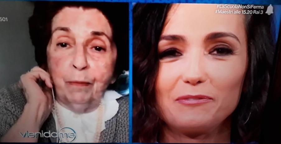 Caterina Balivo e l'addio a Vieni da me, interviene la suocera in diretta: «Non lo fare». Poi il gesto che spiazza tutti