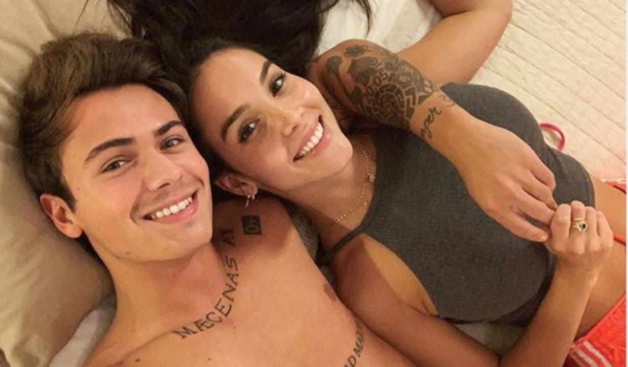 Paola Di Benedetto e Federico Rossi finalmente (ri)congiunti