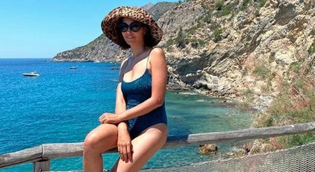 Caterina Balivo, paura in vacanza all'Argentario. Il marito Guido Brera terrorizzato: «Dov'è?»