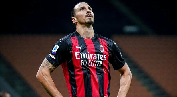 Ibrahimovic positivo al coronavirus: tegola per il Milan. Zlatan su Twitter: «Il Covid mi ha sfidato. Cattiva idea»