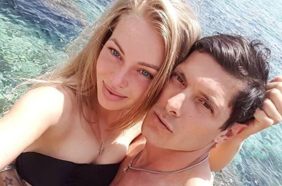 Covid, Aldo Montano, la moglie incinta Olga Plachina e la figlia Olimpia positivi: «Acciaccati forte!»