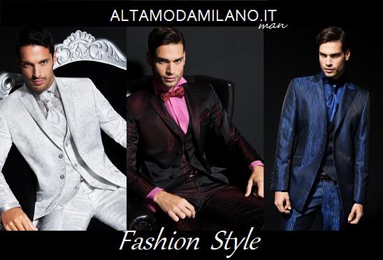 Abiti da sposo ALTAMODAMILANO.IT cerimonia uomo elegante MADE IN ITALY f5881952f73