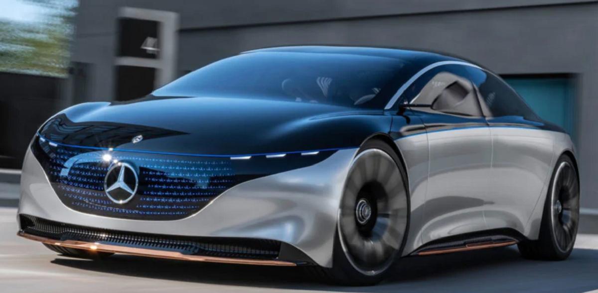 Mercedes-Benz EQS Elettrica ed investimenti su auto elettriche