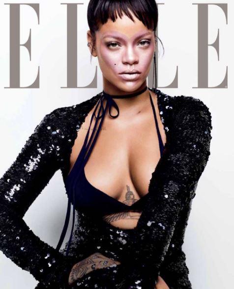Rihanna, forme voluttuose a vista e una confessione sulla sua verginità