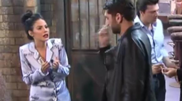 Grande Fratello VIP: Jeremias Rodriguez contro Giulia De Lellis