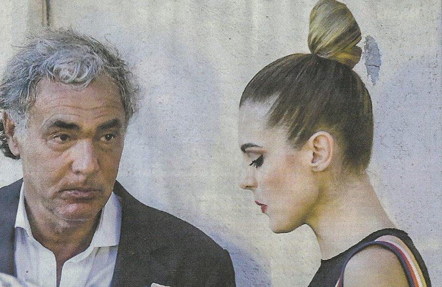 Massimo Giletti non è più single, ritorno di fiamma con la modella Angela Tuccia