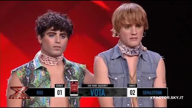 X Factor 11, Manuel Agnelli deluso dal pubblico. Eliminati Sem e Stenn