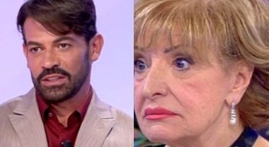 Gianni Sperti, rivelazione choc di Graziella Montanari, la dama del trono over: ma sarà vero?
