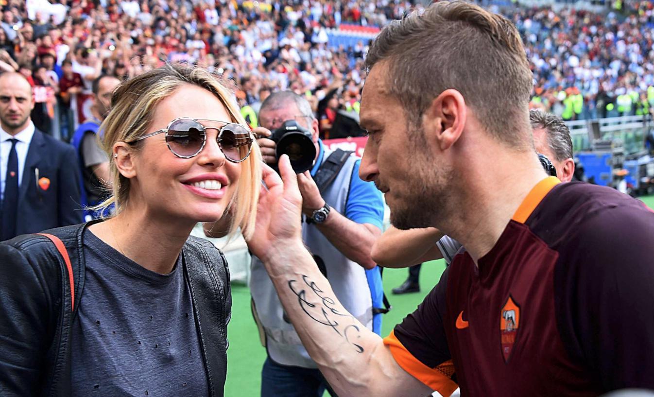 Francesco Totti, sesso con Ilary Blasi: la moglie svela il suo chiodo fisso