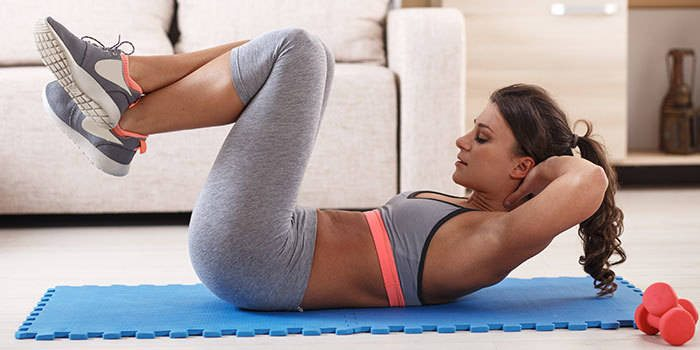 Dieta e ginnastica per avere la pancia piatta