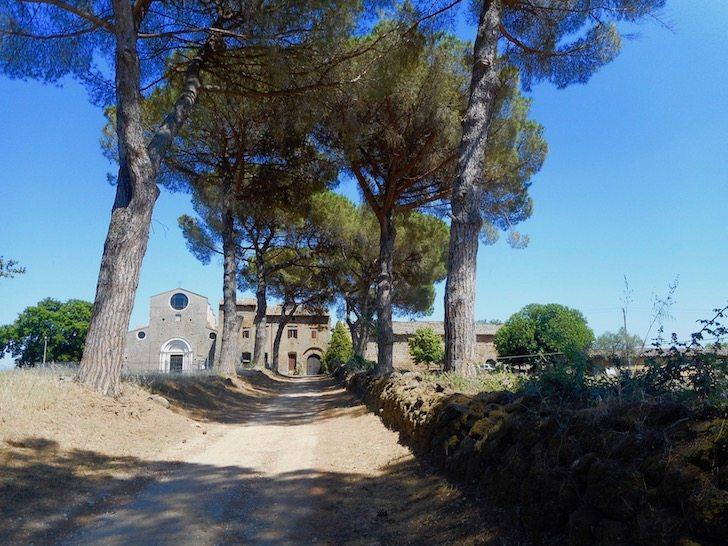S.Maria in Falleri nella città perduta