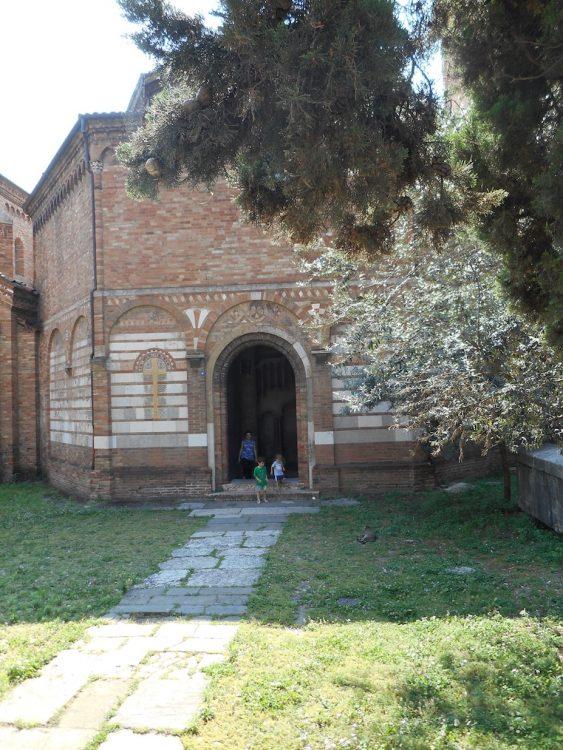 a Bologna: 1°viaggio lungo duemila anni e sette chiese...