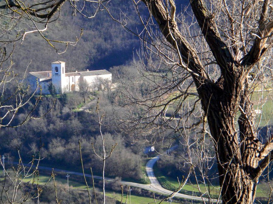 S. Croce dei Conti: mistero millenario a Sassoferrato